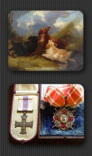 Fine Art and Antiques Probate and Insurance Valuations from Clive Welch Valuations